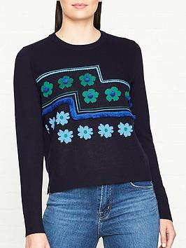 ps-paul-smith-intarsia-floral-knit-jumper-navy