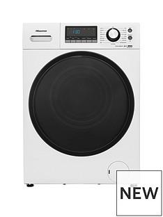 Hisense WFEH9014VA 9kgLoad, 1400 Spin Washing Machine - White