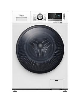 Hisense Wfbl9014V 9Kg Load, 1400 Spin Washing Machine - White