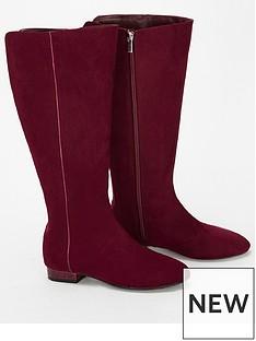 evans-evans-extra-wide-fit-low-heel-long-boot