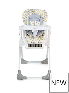 mothercare-chevron-highchair