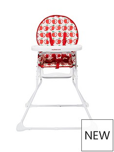 mothercare-highchair-apple