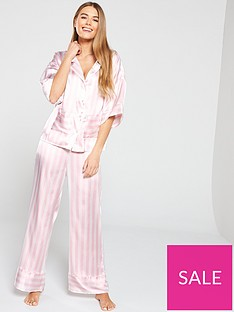 v-by-very-pink-candy-stripe-satin-pjs