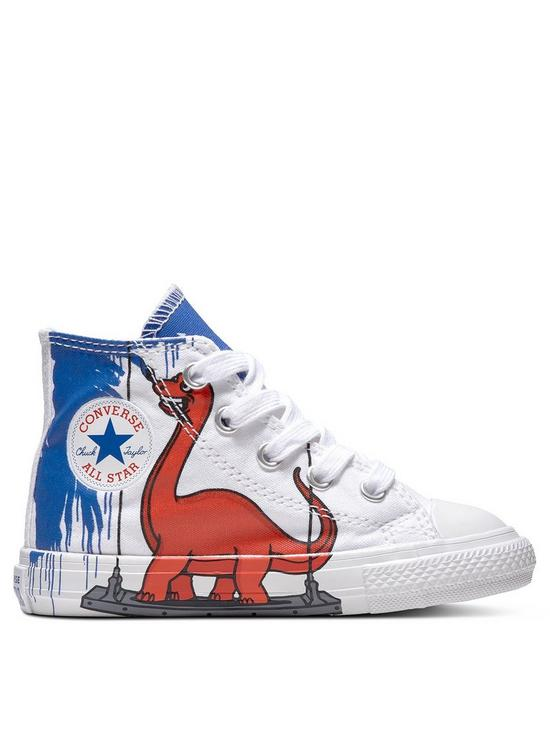 ac6ba3935e1e Converse Converse Chuck Taylor All Star Dinosaur Infant Hi-Top ...