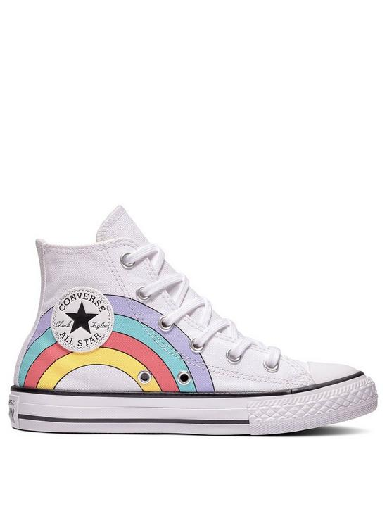 Converse Converse Chuck Taylor All Star Unicorn Junior Hi-Top  7f724ed09d