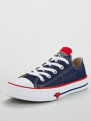 aa1790ee6635 Converse Chuck Taylor All Star Junior Ox