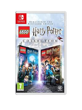 Nintendo Switch The Lego Harry Potter Collection