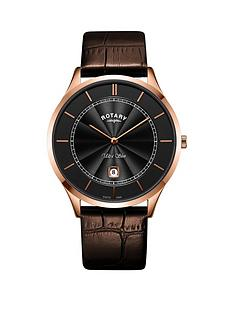 rotary-rotary-ultra-slim-black-and-rose-gold-detail-date-dial-black-leather-strap-mens-watch