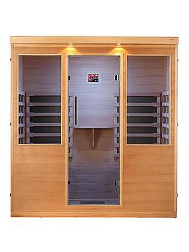 canadian-spa-whistler-far-infrared-4-person-sauna