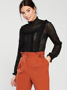 miss-selfridge-victorian-lace-blouse-blacknbsp