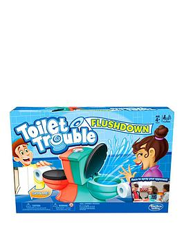 hasbro-toilet-trouble-flushdown-kids-game-water-spray-ages-4