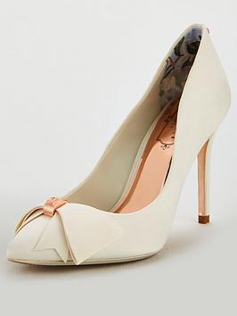 ted-baker-skalet-bow-heeled-shoe-ivorynbsp