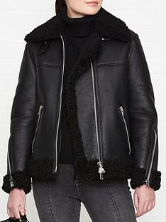allsaints-jaya-shearling-biker-jacket-black