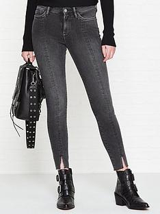 allsaints-grace-split-ankle-jeans-washed-black