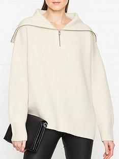 allsaints-ami-roll-neck-jumper-cream