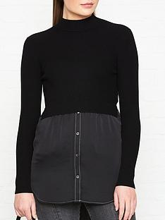 allsaints-kowlo-shirt-jumper-black