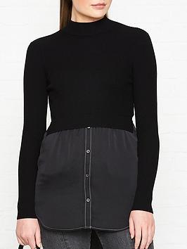 allsaints-kowlo-shirt-jumper-black