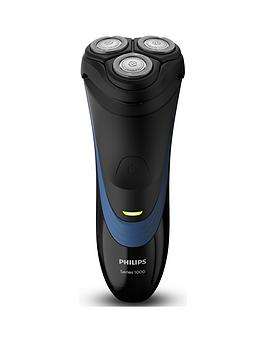 Philips Philips Series 1000 Dry Men'S Electric Shaver With Pop-Up Trimmer - S1510/04