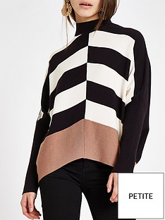 ri-petite-colour-block-stripe-jumper