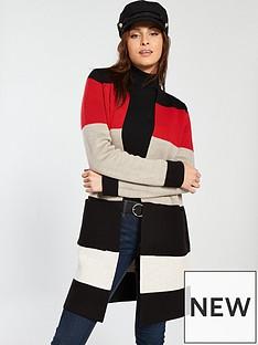 wallis-block-stripe-coatigannbsp--multi