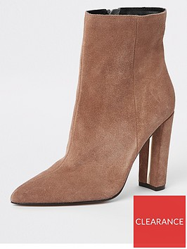 river-island-river-island-wide-fit-point-toe-ankle-boot-camel