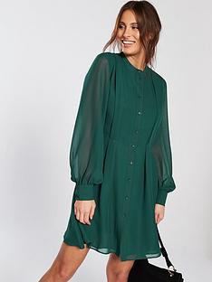 warehouse-full-sleeve-shirt-dress