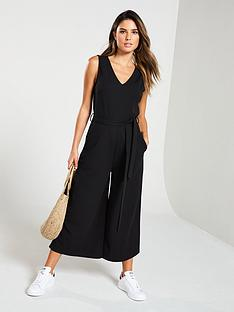 v-by-very-sleeveless-culotte-jumpsuit