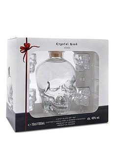 crystal-head-gift-pack-with-4-shot-glasses