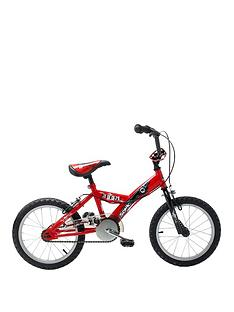 Sonic Boom Junior Boys Y Frame 16 inch Wheel