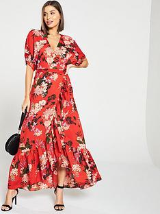 yas-jungle-printed-maxi-dress-multi