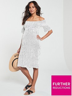 mama-licious-mamalicious-maternity-rylee-jersey-short-dress