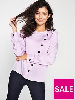 vero-moda-baya-stud-detail-woven-top-lilac