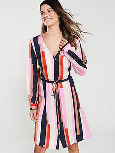 905cc1f8d5c39 Vero Moda Matilda Striped Shirt Dress