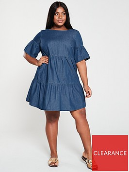 junarose-allegra-tiered-denim-dress-denim