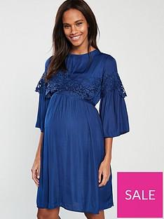 mama-licious-mamalicious-34-woven-maternity-dress