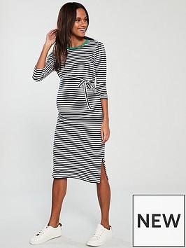 mama-licious-mamalicious-gina-34-jersey-maternity-dress