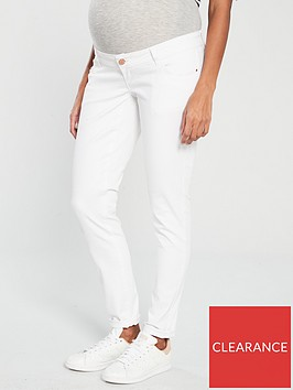 mama-licious-sigga-maternity-jeans-white