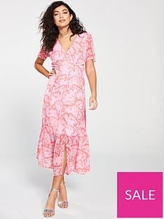 vero-moda-vero-moda-willow-printed-frill-hem-midi-dress