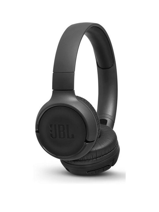 79718191705 JBL Tune 500BT Bluetooth Wireless On-Ear Headphones - Black | very.co.uk