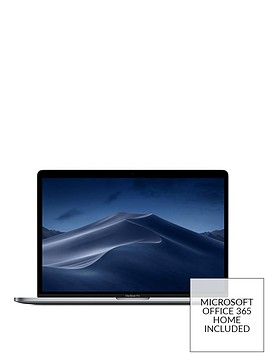 apple-macbook-pro-2019-15-inch-with-touch-bar-26ghz-6-core-9th-gen-intelreg-coretrade-i7-processor-16gb-ram-256gb-ssd-with-ms-office-365-home-includednbsp--space-grey