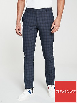 selected-homme-slim-fit-check-suit-trouser--nbspnavy