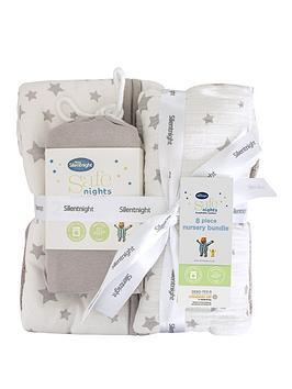 silentnight-silentnight-8-piece-nursery-bundle-0-6-months