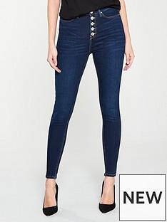 v-by-very-exposed-button-fly-ella-high-waist-skinny-dark-wash