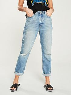 v-by-very-straight-fit-vintage-jeans-mid-wash
