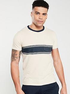 selected-homme-colour-block-heavyweight-t-shirt-cream