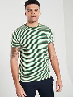 selected-homme-tim-stripe-t-shirt