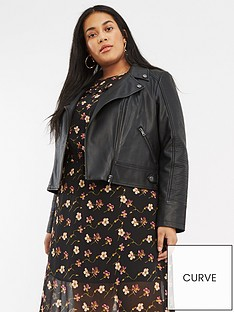 oasis-curve-oasis-curve-faux-leather-stitch-biker-jacket