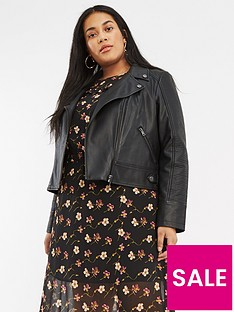 oasis-curve-oasis-curve-faux-leather-stitch-biker-jacket
