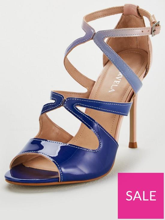 4629ff5877 Best Blue Strappy Sandals Uk Bellaesa