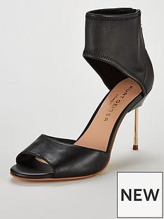 kurt-geiger-london-heeled-two-part-sandals-black
